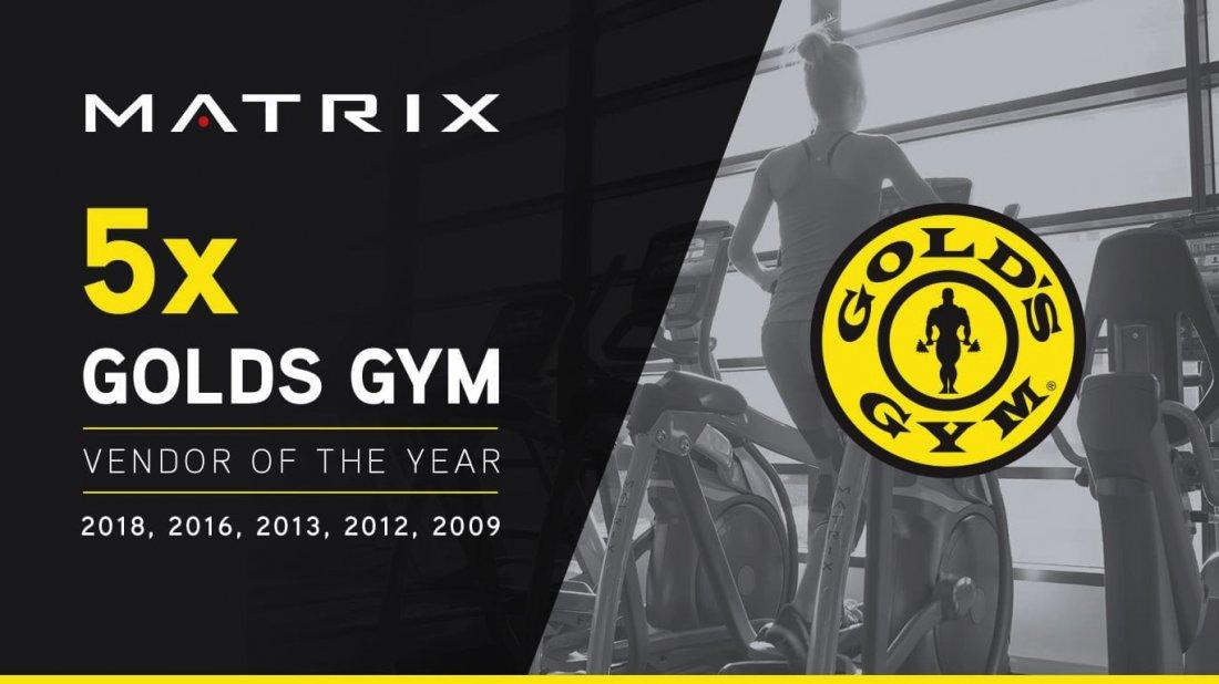 Společnost MATRIX získala cenu Gold Gym zanejlepšího dodavatele roku 1.jpg