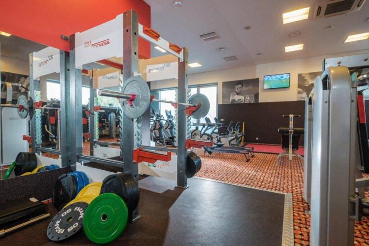 H-centrum Pardubice - skvělé zázemí anové fitness zdílny 3D FITNESS_01.jpg