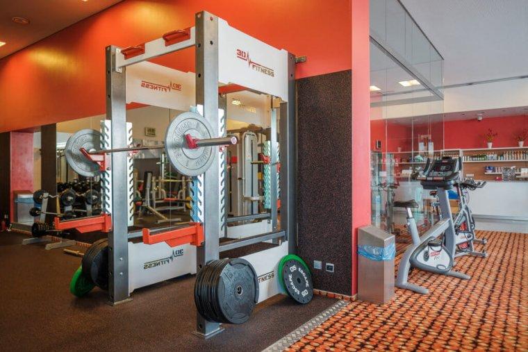 H-centrum Pardubice - skvělé zázemí anové fitness zdílny 3D FITNESS_02.jpg