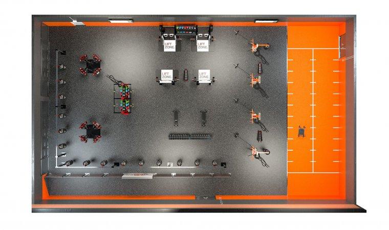 Inspirace ze světa bojových sportů Combat aBox zóny 13.jpg