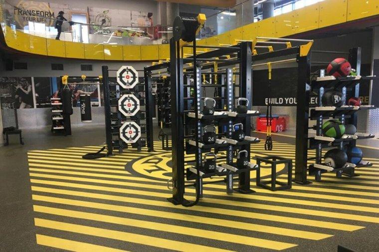 Největší Gold´s Gym nasvětě má 6 pater plně vybavených zařízením Escape Fitness_01.jpg