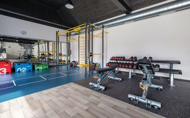 Sportovní areál Sportcentrum Koráb nabízí skvělé zázemí imoderní fitness centrum_02.jpg