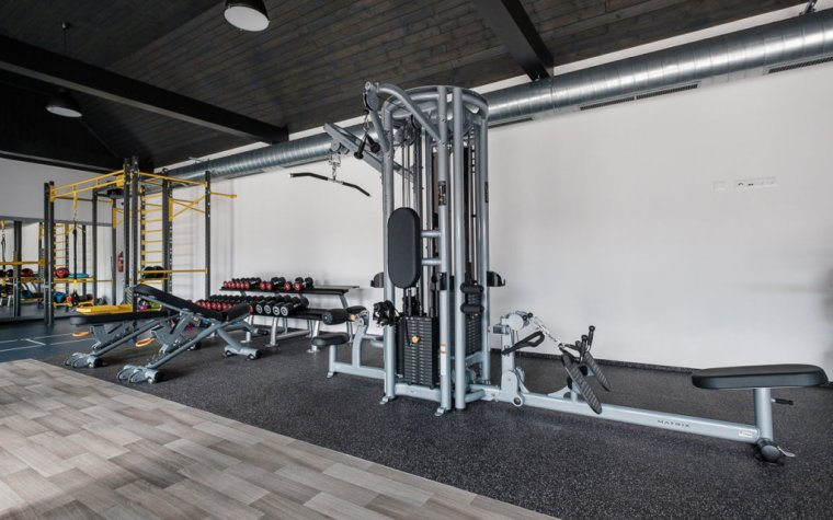 Sportovní areál Sportcentrum Koráb nabízí skvělé zázemí imoderní fitness centrum_06.jpg