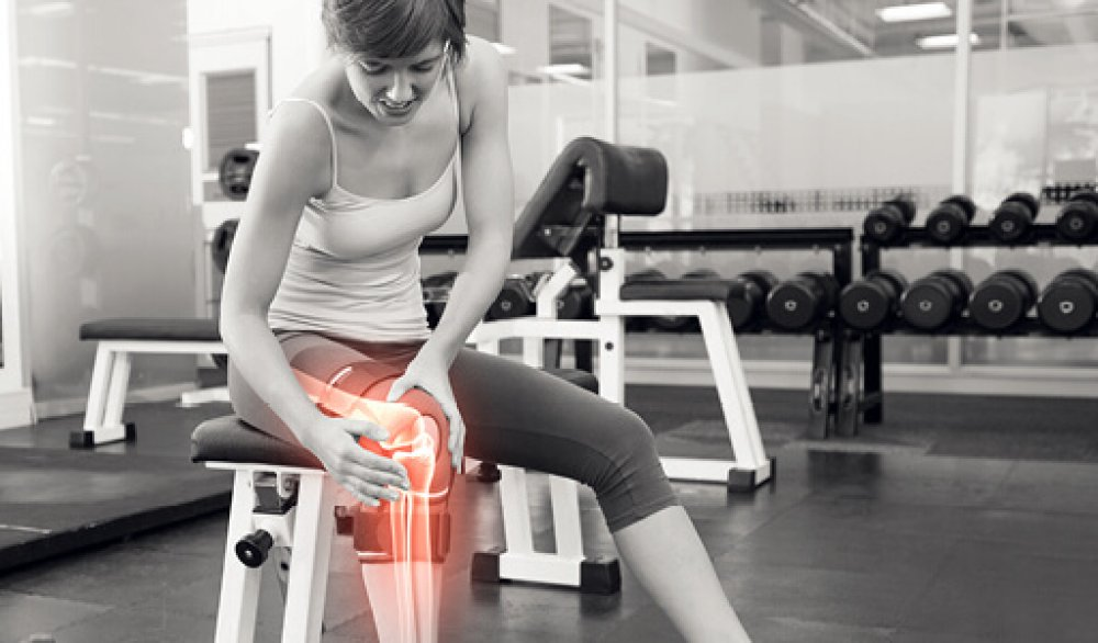 Vyhněte se cílení naoblasti, které jsou bolestivé nebo slabé, jako jsou kyčle, kolena čispodní část zad.