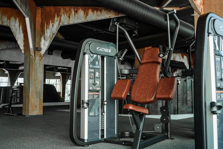 Fitness klub DIGGER. Prémiová kvalita vindustriální architektuře4.jpg