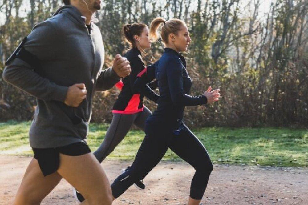 Pokud máte naplánovaný běh, ale necítíte se naněj, zaměňte jej zajiné cvičení nižší intenzity.