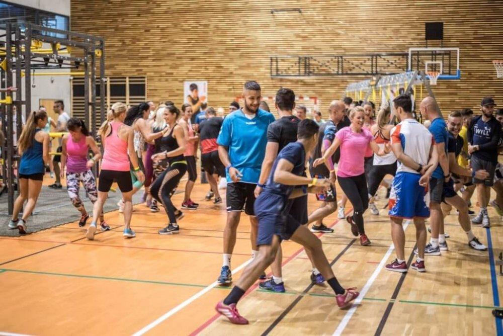 Na 3D FITNESS Kongresu se sešlo bezmála 400 fitness nadšenců.