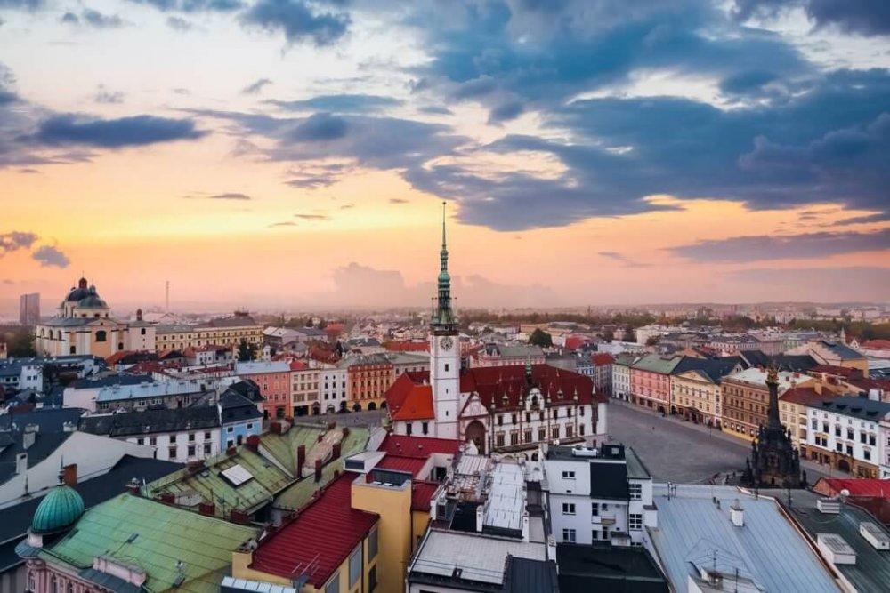 Z Olomouce se co nevidět stane místo, které ožije pohybem akde se sejdou ti nejlepší znejlepších voboru fitness.