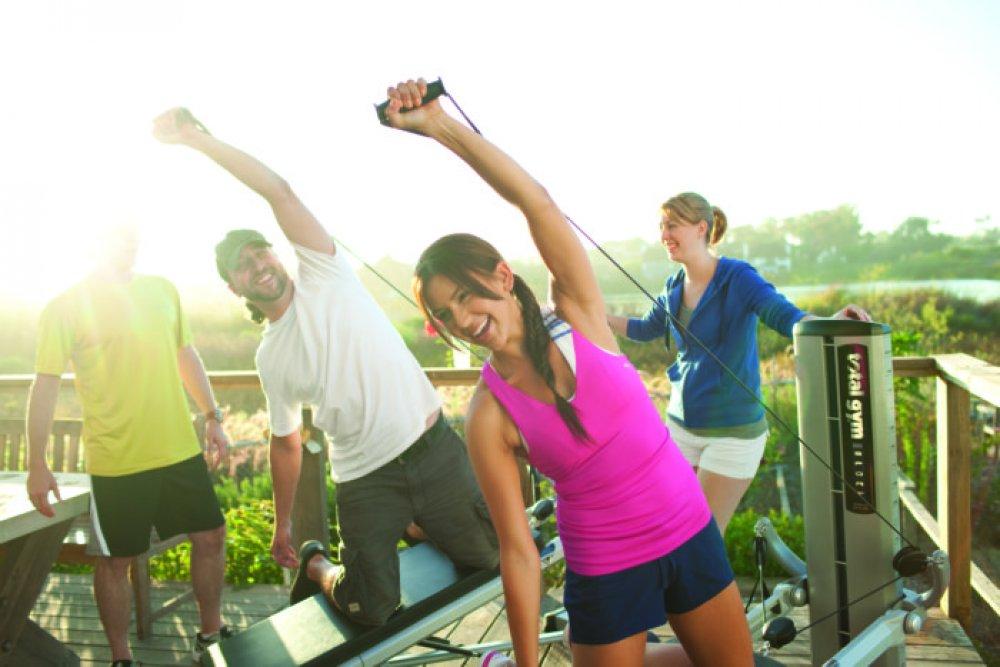 Bazální (klidový) metabolismus dokáže zvýšit silový trénink.